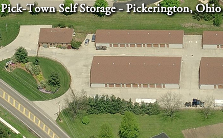 Pick-Town Self Storage